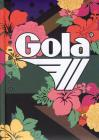 Diario Gola non datato 12 mesi. Fiori rosa