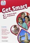 Get smart. Student's book-Workbook-Classe virtuale. Con e-book. Con espansione online. Per la Scuola media vol.1