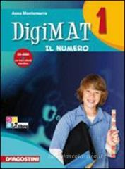 Digimat. Per la Scuola media. Con CD-ROM vol.1
