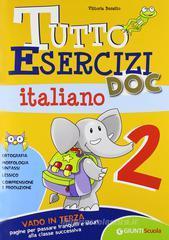 Tutto esercizi DOC. Italiano. Per la Scuola elementare vol.2