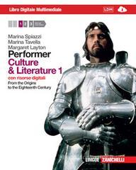 Performer. Culture and literature. Con espansione online. Per le Scuole superiori. Con DVD-ROM vol.1