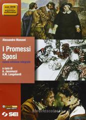 I Promessi sposi-Quaderno Manzoni. Ediz. integrale. Per le Scuole superiori. Con DVD
