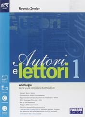 Autori e lettori. Quaderno-Traguardo. Con e-book. Con espansione online. Per la Scuola media vol.1