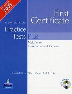 FCE practice test plus. Student's book. NO Key. Per le Scuole superiori. Con CD-ROM