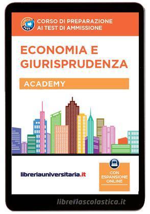 Academy economia e giurisprudenza corso di preparazione for Test ammissione economia