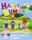 Happy summer. Per la Scuola elementare. Con Multi-ROM vol.3