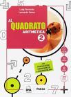 Al quadrato. Aritmetica-Geometria. Per la Scuola media. Con e-book. Con espansione online. Con DVD-ROM vol.2
