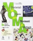 M.O.M.A. Materiali-opere-movimenti-artisti. Per la Scuola media. Con e-book. Con espansione online. Con 2 libri: Album-Mi preparo per l'interrogazione vol.A-B-C