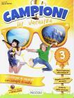 Campioni in vacanza. Per la Scuola elementare vol.3