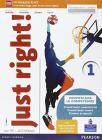Just right! Con Easy learning. Ediz. activebook. Per la Scuola media. Con e-book. Con espansione online vol.1