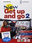 New get up and go. Con English at hand. Per le Scuole superiori. Con CD Audio formato MP3 vol.2