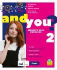 And you? Student's book & Workbook. Per la Scuola media. Con e-book. Con espansione online. Con DVD-ROM vol.2