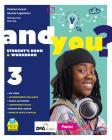 And you? Student's book & Workbook. Con Exams e INVALSI trainer. Per la Scuola media. Con e-book. Con espansione online. Con DVD-ROM vol.3