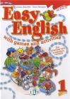 Easy english with games and activites. Per la Scuola elementare. Con CD Audio vol.1