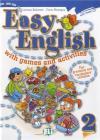 Easy english with games and activites. Per la Scuola elementare. Con CD Audio vol.2
