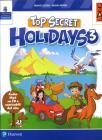 Top secret holidays. Per la Scuola elementare. Con espansione online. Con CD-ROM vol.3