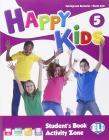 Happy kids. Per la Scuola elementare. Con e-book. Con espansione online vol.5