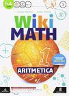 Wiki math. Aritmetica-Geometria. Per la Scuola media. Con e-book. Con espansione online vol.1