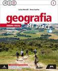 Geografia mi piace. Con Atlante-Regioni. Per la Scuola media. Con e-book. Con espansione online vol.1