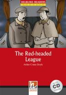 The Red-Headed League. Livello 2 (A1-A2). Con CD Audio