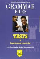 Grammar files. Grammar file tests & supplementary activities. Per la Scuola media. Con CD-ROM