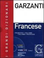 Dizionario Garzanti francese-italiano, italiano-francese. Con Cd-Rom