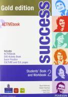 Success. Student's book-Workbook. Per le Scuole superiori. Ediz. speciale. Con CD Audio. Con espansione online vol.2