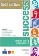 Success. Student's book-Workbook. Per le Scuole superiori. Ediz. speciale. Con CD Audio vol.2