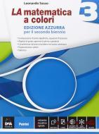 La matematica a colori. Ediz. azzurra. Per le Scuole superiori vol.3