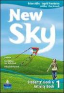 New sky. Student book-Activity book-Sky reader-Livebook. Per la Scuola media. Con CD Audio. Con CD-ROM vol.2