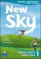 New sky. Student's book-Activity book-Sky reader. Per la Scuola media. Con CD Audio. Con espansione online vol.3