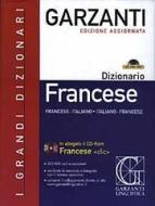 Dizionario francese. Francese-italiano, italiano-francese. Con CD-ROM