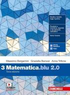 Matematica blu 2.0. Per le Scuole superiori. Con e-book. Con espansione online vol.3