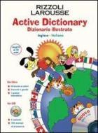 Active Dictionary. Dizionario illustrato inglese-italiano (8-10 anni). Con CD Audio