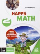 Happy math. Per la Scuola media vol.2