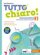 Tutto chiaro! Matematica facile. Ediz. curricolare. Per la Scuola media. Con e-book. Con espansione online vol.3