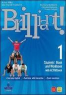 Brilliant! Ediz. pack. Student's book-Workbook-Culture book. Per la Scuola media. Con DVD-ROM. Con espansione online vol.3