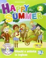 Happy summer. Per la Scuola elementare. Con Multi-ROM vol.2