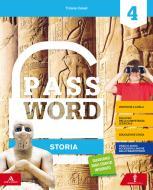 Password. Vol. antropologico. Per la 4ª classe elementare. Con e-book. Con espansione online
