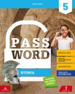 Password. Vol. antropologico. Per la 5ª classe elementare. Con e-book. Con espansione online