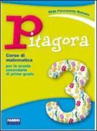 Pitagora. Con quaderno di matematica. Per la Scuola media vol.3