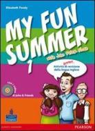 My fun summer with John Peter Sloan. Per la Scuola media. Con Multi-ROM. Con espansione online vol.1