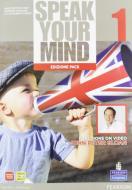 Speak your mind. Student's book-Workbook. Per le Scuole superiori. Con espansione online vol.1