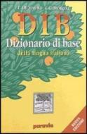 DIB. Dizionario illustrato della lingua italiana