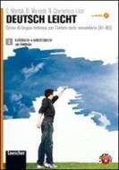Deutsch leicht. Corso di lingua tedesca per l'intero ciclo secondario A1-B2. Kursbuch und Arbeitsbuch. Con Fundgrube e LIM. Per le Scuole superiori. Con DVD-ROM. Con vol.1