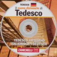 Il nuovo dizionario di tedesco. Dizionario tedesco-italiano, italiano-tedesco. CD-ROM. Ediz. bilingue