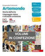 Artemondo. Volume unico: Storia dell'arte-Linguaggio visivo e tecniche artistiche. Con album «45 capolavori per imparare i maestri». Per la scuola media