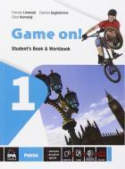 Game on! Student's book-Workbook-Grammar. Per la Scuola media. Con e-book. Con espansione online vol.1