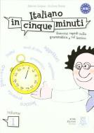 Italiano in cinque minuti vol.1