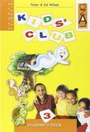 Kids' club. Per la Scuola elementare. Con espansione online vol.3